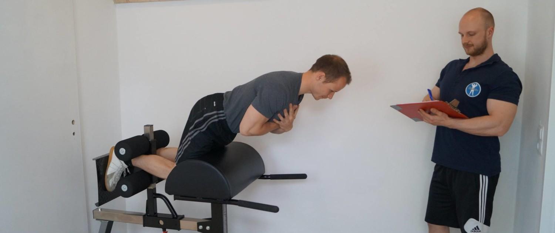 Daniel Training