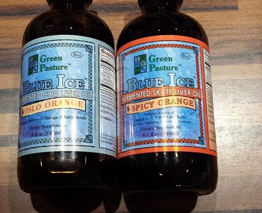 Blue Ice Fischöl