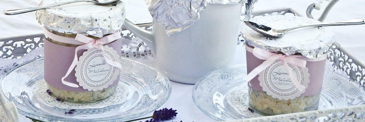 So oder ähnlich sehen meist die Assoziationen bezüglich Lavendel aus ;)