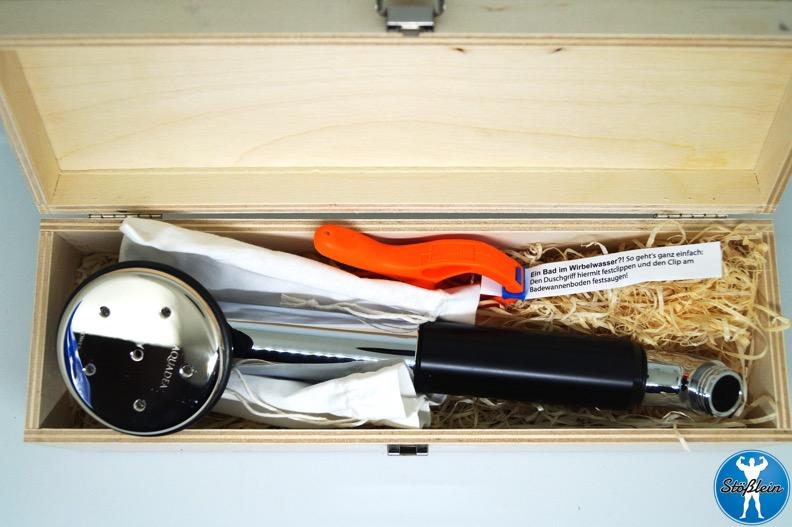 Aquadea Platin Box